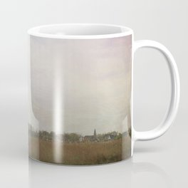 Flat water Landscape Coffee Mug