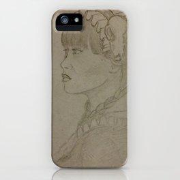 Far East Mention Mannequins iPhone Case