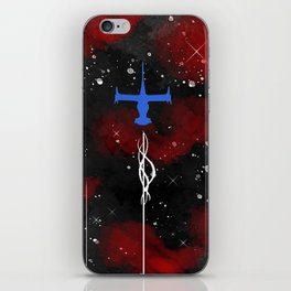 See You Space Cowboy iPhone Skin