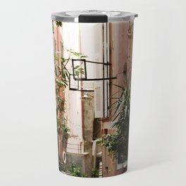 The Streets Of Italy Travel Mug