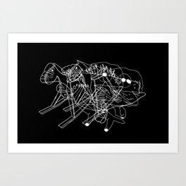 R&EI&A Art Print