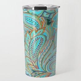 paisley, paisley Travel Mug