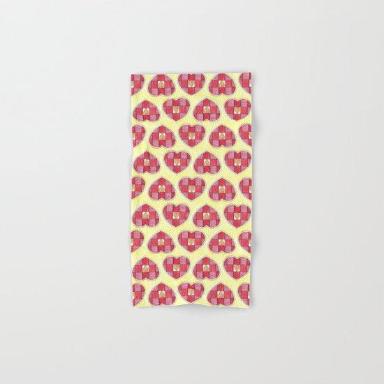 Pinstripes Hand & Bath Towel