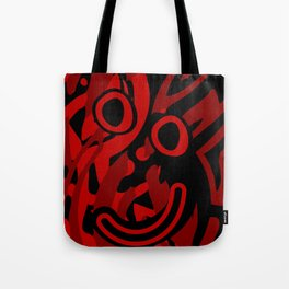 Witch Doctor Tote Bag