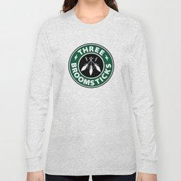 Three Broomsticks Long Sleeve T-shirt