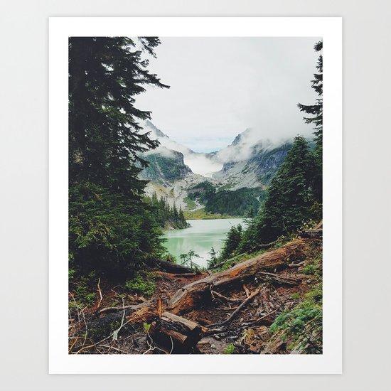 Landscape photography I Art Print