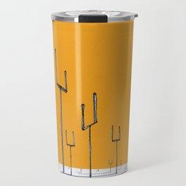 origin of symmetry Travel Mug