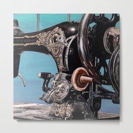 The machine VII Metal Print