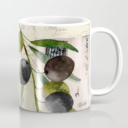 Olivia I Coffee Mug