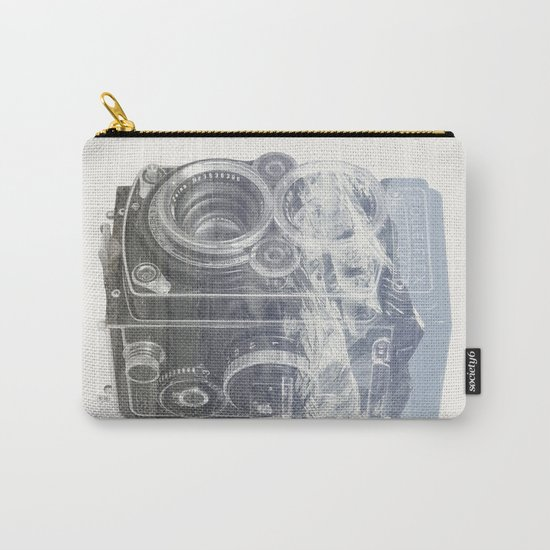 Inside Of It Carry-All Pouch