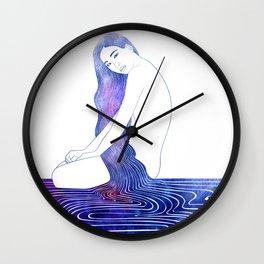 Nereid CXXII Wall Clock