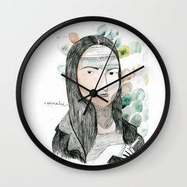 Annalee Faro Pearse Wall Clock