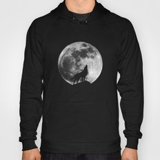 Howling Wolf Hoody