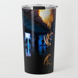 Be a Fucking Dragon Travel Mug