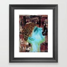 Make it Stop Framed Art Print