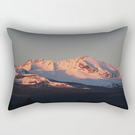 Alpenglow Rectangular Pillow