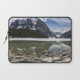 Lake Louise, Mid May, Mid Day Laptop Sleeve