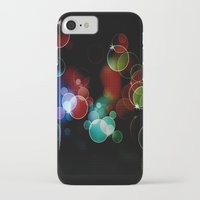 the lights iPhone & iPod Cases featuring Lights by Digital-Art