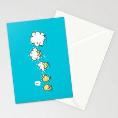 Microwavolution  Stationery Cards