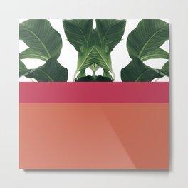 Color Tree Trio Metal Print