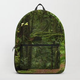 The Deep Woodland  Path... Backpack