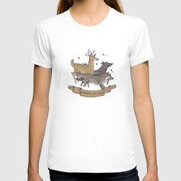 Magical Furries and Bad Latin T-shirt