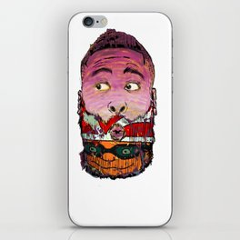 Inner Rocket Power iPhone Skin