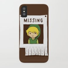 Missing Link Slim Case iPhone X