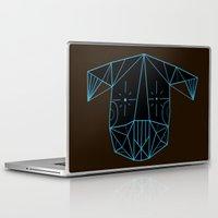 tim shumate Laptop & iPad Skins featuring Space Tim  by Ninna