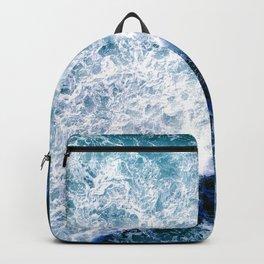 Ocean Wave Backpack