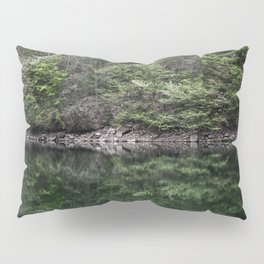 Reflections in lake Pillow Sham