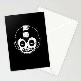 MISFITS MEGA MAN SKULL Stationery Cards