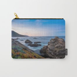 Coastline - The Beauty of Big Sur at Sunrise Carry-All Pouch