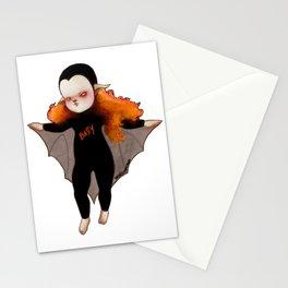 Batty version 2 Stationery Cards