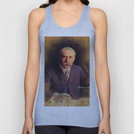 Edward Elgar, Music Legend Unisex Tank Top