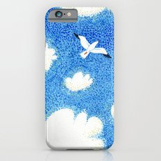 Seagull in the sky Slim Case iPhone 6s