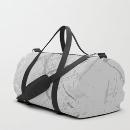 Silver Splatter 089 Duffle Bag