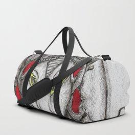 God of Death Duffle Bag