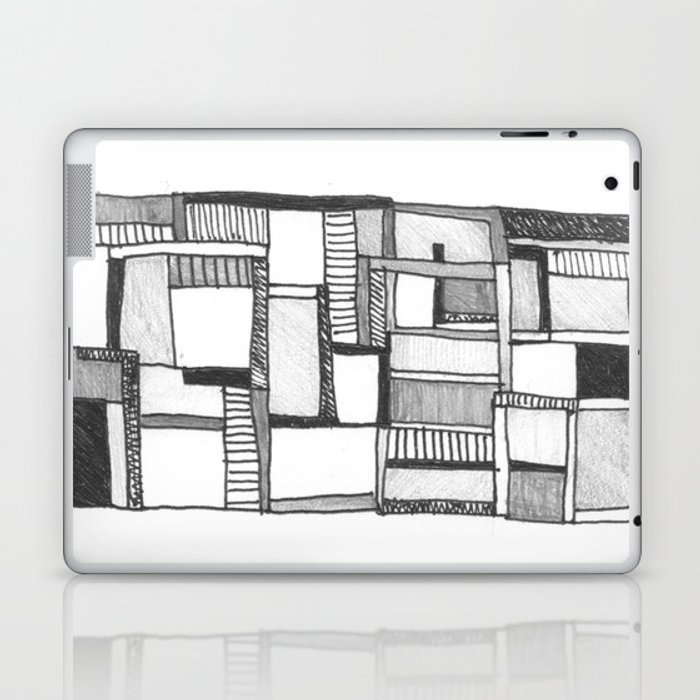 Lost Keys Cafe Laptop & iPad Skin