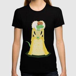 Queen Elizardbeth I T-shirt