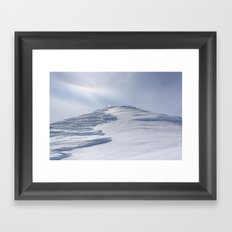 The Top Framed Art Print