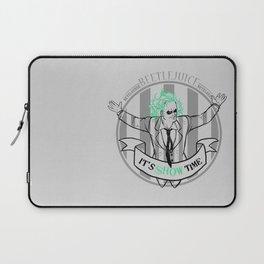 Beetle Juice [Betelgeuse, Michael Keaton, Tim Burton] Laptop Sleeve