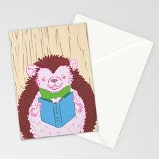 Grab a Book - Home Economics - Hedgehog Love Stationery Cards