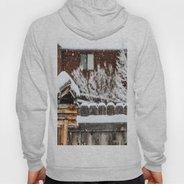 Snow House Hoody