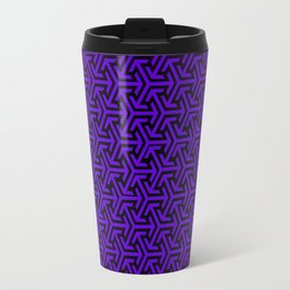 Tri-Star Deep Purple Travel Mug