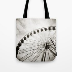 { ferris day out } Tote Bag