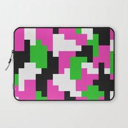 Girl Boss neon color blocks Laptop Sleeve
