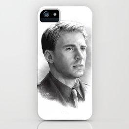 Steve Rogers  iPhone Case