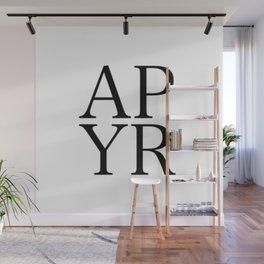 P R A Y Wall Mural
