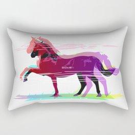 Horse PM Rectangular Pillow
